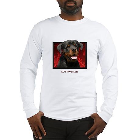 Rottweiler Long Sleeve T-Shirt