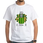 Carbone Family Crest White T-Shirt