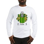 Carbone Family Crest Long Sleeve T-Shirt