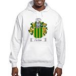 Carbone Family Crest Hooded Sweatshirt