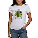 Carbone Family Crest Women's T-Shirt