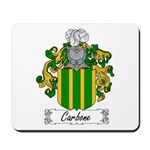 Carbone Family Crest Mousepad