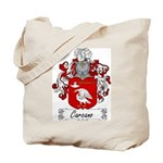 Carcano Family Crest Tote Bag
