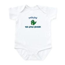 Steven - Dinosaur Brother Infant Bodysuit