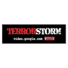 Terrorstorm bumper sticker