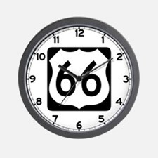 Historic Route 66 Clocks Historic Route 66 Wall Clocks