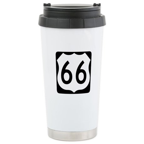 R-66 New Style Stainless Steel Travel Mug