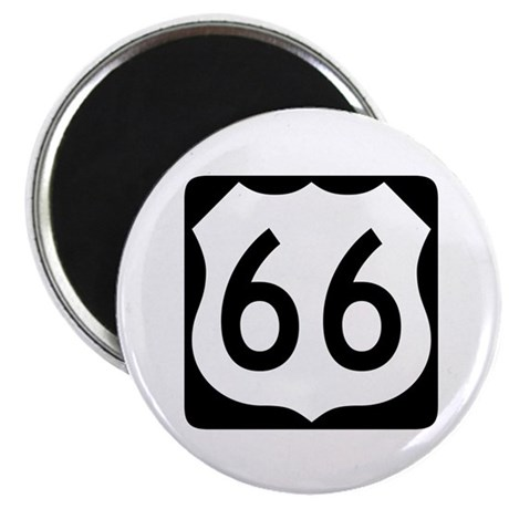 """R-66 New Style 2.25"""" Magnet (100 pack)"""