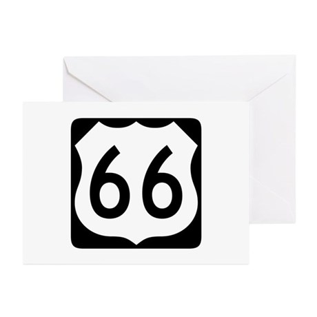 R-66 New Style Greeting Cards (Pk of 10)