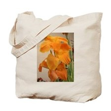 Sally's Garden  Golden Canna 2-sided Tote Bag