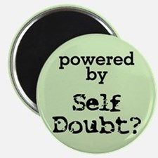 Powered By Self Doubt Magnet