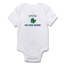 Isaiah - Dinosaur Brother Infant Bodysuit