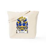Caruso Family Crest Tote Bag