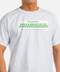 emerald city wash and brush u T-Shirt