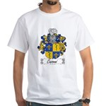 Casonni Family Crest White T-Shirt