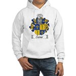 Casonni Family Crest Hooded Sweatshirt