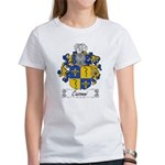 Casonni Family Crest Women's T-Shirt