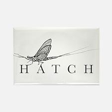 HatchFilm Rectangle Magnet