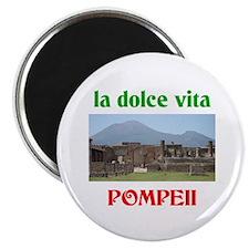 "la dolce vita Pompeii 2.25"" Magnet (10 pack)"