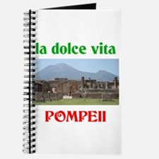 la dolce vita Pompeii Journal