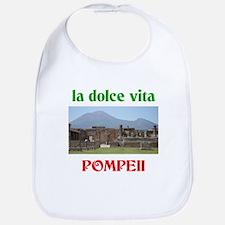 la dolce vita Pompeii Bib