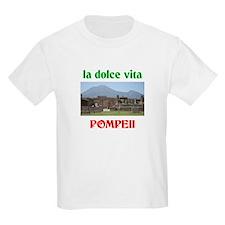 la dolce vita Pompeii Kids T-Shirt