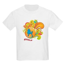 Groovy Poodle T-Shirt