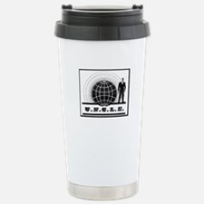 Man from UNCLE Stainless Steel Travel Mug