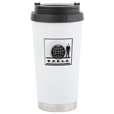 Man from UNCLE Travel Mug