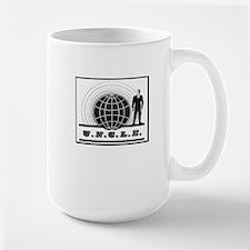 Man from UNCLE Large Mug