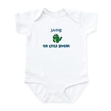 Jacob - Dinosaur Brother Infant Bodysuit
