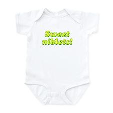 SWEET NIBLETS Infant Bodysuit