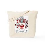 Castelli Family Crest Tote Bag