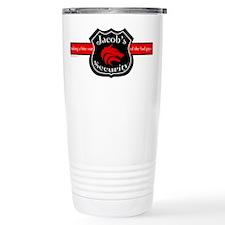 Jacob's Security Travel Coffee Mug