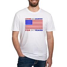 Patriotic 85th Birthday Shirt