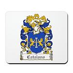 Catalano Family Crest Mousepad