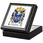 Catalano Family Crest Keepsake Box