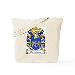 Catalano Family Crest Tote Bag
