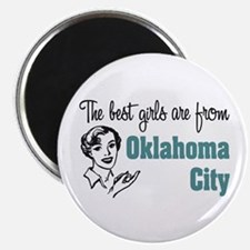 Best Girls Oklahoma City Magnet