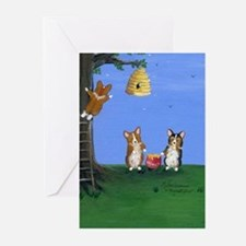 Honey, Honey Greeting Cards (Pk of 10)