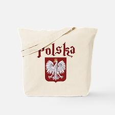Polska Tote Bag
