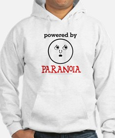 Powered By Paranoia Hoodie