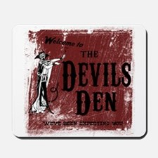 Devil's Den Mousepad