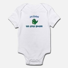 Jayden - Dinosaur Brother Infant Bodysuit