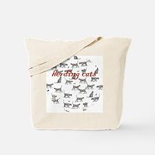 Generic Herding Cats Tote Bag