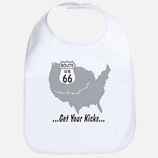 Get your kicks on Route 66 Bib