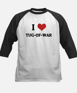 I Love Tug-of-war Tee