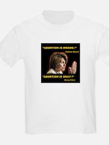 POPE PELOSI SPEAKS T-Shirt