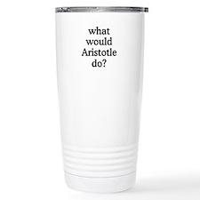Aristotle Thermos Mug