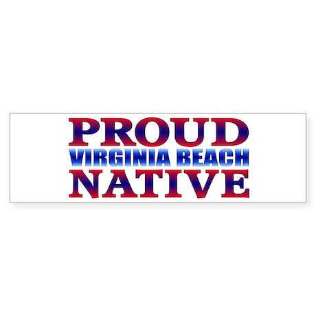 Virginia Beach Bumper Sticker